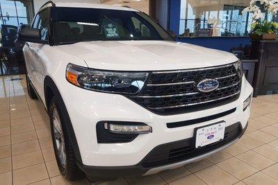 Ford Explorer thế hệ 6 nhận đặt cọc tại Việt Nam 1