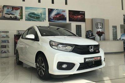 Honda Brio 2021 đang bán tại Việt Nam 1