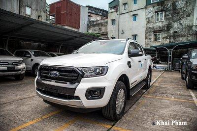 Triệu hồi Ford Ranger, Everest liên quan tới hộp số tự động 10 cấp 1