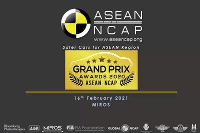 ASEAN NCAP Gran Prix Awards 2020 1