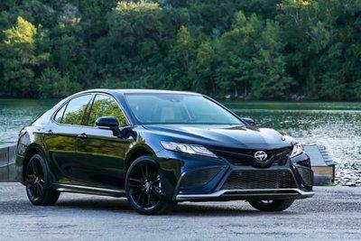 Ảnh giới thiệu xe Toyota Camry 2021