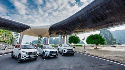 Toyota Việt Nam bán 4.525 xe tháng đầu tiên năm 2021 1