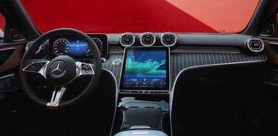 Mercedes-Benz C-Class 2022 hiện đại cách tân, đậm chất tương lai.