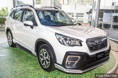 Subaru Forester 2.0i-L GT Lite Edition 2021 tại Malaysia 1