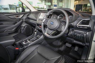 Khoang cabin xe Subaru Forester 2.0i-L GT Lite Edition 2021 1