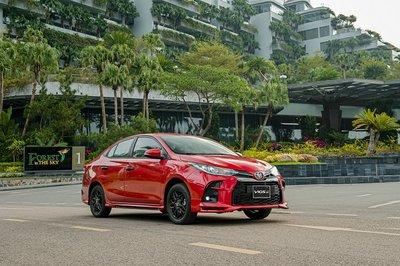 TMV tri ân khách mua Toyota Vios bằng gói vay hấp dẫn và chương trình đổi cũ lấy mới 1
