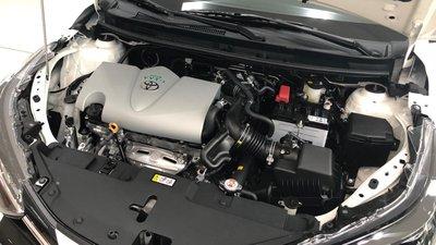 ToyotaVios 2021 sử dụng động cơ2NR-FE dung tích, 1.5L, sản sinh công suất cực đại107 mã lực 1