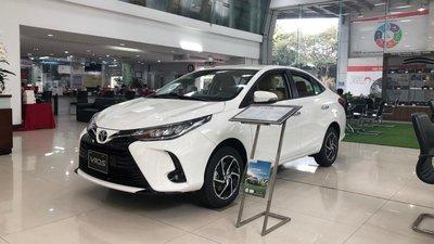 Toyota Vios 2021 chính thức ra mắt, thêm bản thể thao GR-S giá 638 triệu đồng 1