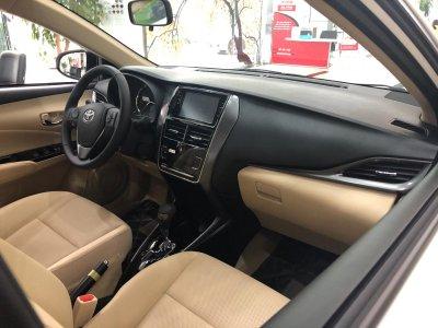 Giá lăn bánh Toyota Vios 2021 mới nhất - Ảnh 1.