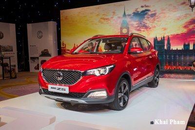 Ô tô Trung Quốc MG ZS 2021 được phân phối chính hãng tại Việt Nam 1