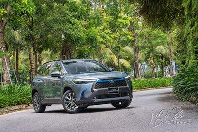 Toyota Corolla Cross 2021 tại Việt Nam được nhập khẩu từ Indonesia 1