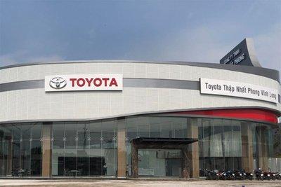 Đại lý Toyota Thập Nhất Phong Vĩnh Long 1