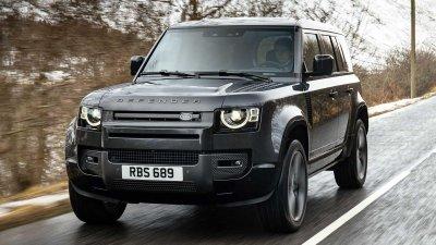 Land Rover Defender 2022 mạnh mẽ đầy sức hút.
