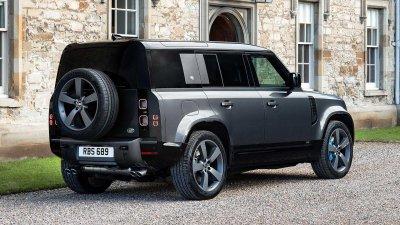 Land Rover Defender 2022 hứa hẹn mang đến trải nghiệm lái tuyệt đỉnh.