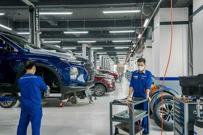 6 mẫu xe du lịch của Hyundai được nâng hạn bảo hành.