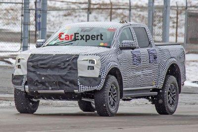 Ford Ranger thế hệ mới sẽ có bản chạy điện 1
