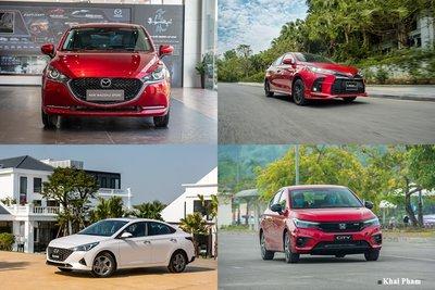 """4 mẫu sedan giá """"mềm"""", đẹp, thời trang dành cho các chị em có kỹ năng lái xe thuần thục 1"""