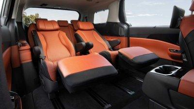 Kia Sedona 2022 mang đến trải nghiệm lái xa xỉ cho cả người lái lẫn hành khách.