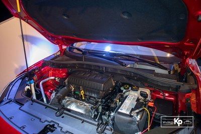 Động cơ MG ZS STD+ 2021.