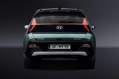 Hyundai Bayon 2021 mạnh mẽ và thân thiện môi trường.