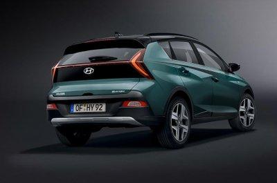 Hyundai Bayon 2021 thể hiện phong cách thể thao nhưng tinh tế.