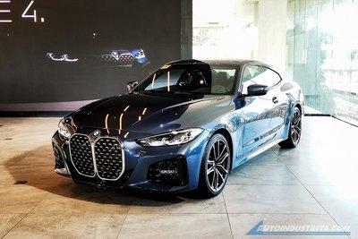 BMW 4-Series 2021 chào giá gần 2 tỷ.