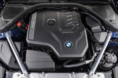 """""""Trái tim"""" BMW 4-Series 2021 mạnh mẽ."""