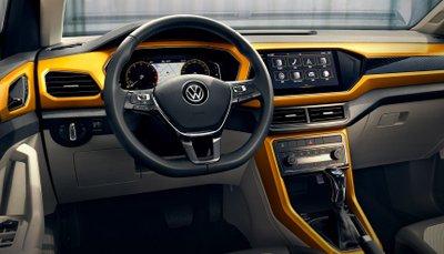 Volkswagen T-Cross 2021 chỉ trang bị kèm theo động cơ 1.5L.