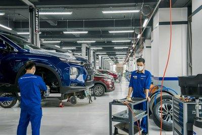 Hyundai nâng hạn bảo hành cho 6 mẫu xe 1