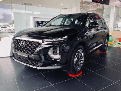 những chiếc Hyundai Santa Fe được bán với ưu đãi hấp dẫn là xe thuộc đời 2020 1