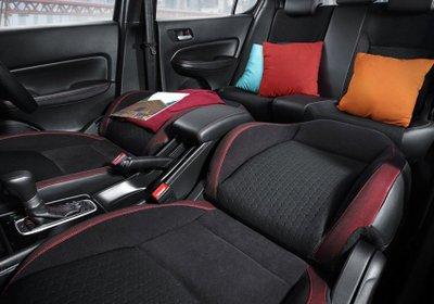 Honda City 2021 Hatchback RS đảm bảo độ an toàn và trải nghiệm người dùng.