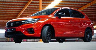 Đi trước Sedan, Honda City 2021 Hatchback cập bến Indonesia với nhiều nâng cấp.