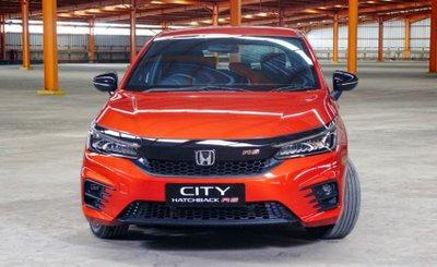 Honda City 2021 Hatchback để lại ấn tượng khó phai.