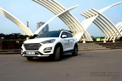 Hyundai Tucson 2021 đang bán tại Việt Nam 1
