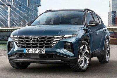 Hyundai Tucson thế hệ 4 tại Hàn Quốc 1
