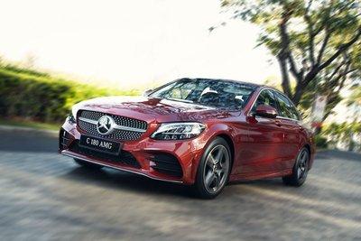 Mercedes-Benz C180 AMG 2021 tiếp tục sử dụng động cơ cũ 1