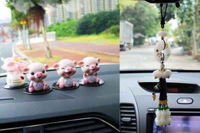 Một số đồ trang trí trên ô tô thường gặp 1
