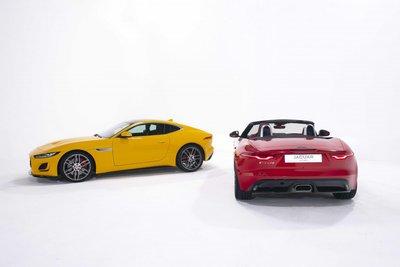 Jaguar F-Type mới đầy tính cách và năng động.