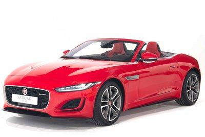 Jaguar F-TYPE 2021 bản Covertible 1
