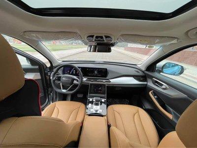 Thiết kế nội thất xe BAIC Beijing X7 2020 1