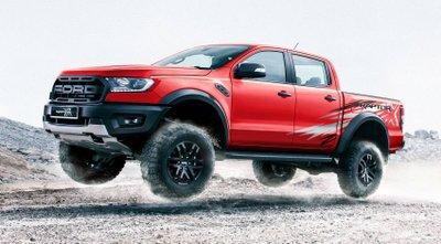 Ford Ranger Raptor X Special Edition bản đặc biệt chào giá 1,2 tỷ đồng.