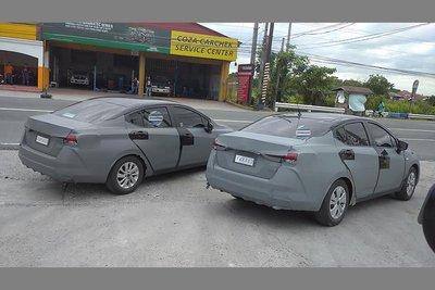 Nissan Sunny 2021 mới sẽ được nhập từ Thái Lan.