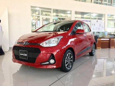 Hyundai chỉ thuyết phục được513 người mua xe Grand i10 trong tháng 2/2021 1