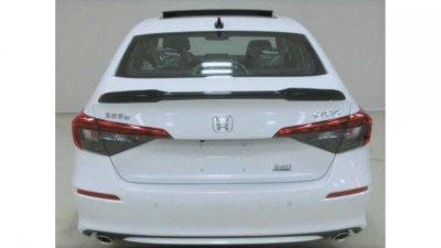 """Honda Civic 2022 Sedan sẽ sử dụng động cơ """"240""""."""
