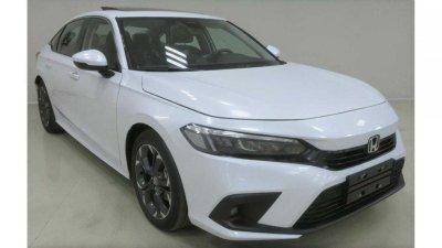 Honda Civic 2022 Sedan lộ diện sớm tại Châu Á.