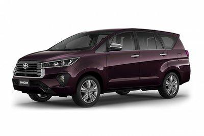 Toyota Innova 2021 chỉ còn bản động cơ dầu diesel.