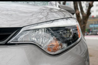 Toyota Corolla Altis 2014.