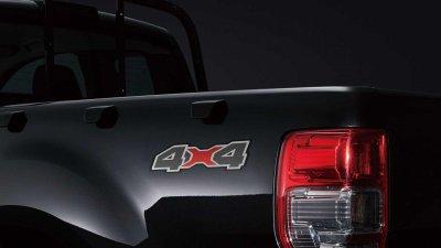 Ford Ranger Black Armored Cavalry Special Edition đảm bảo tăng cường trải nghiệm off-road của tay lái.