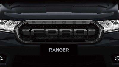 Ford Ranger Black Armored Cavalry Special Edition cực ngầu và cuốn hút.