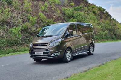 Ford Tourneo 2021 1